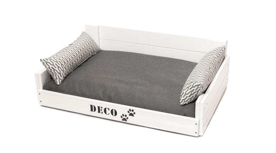 Καναπές σκύλου με πλενόμενα μαξιλάρια 4Legs